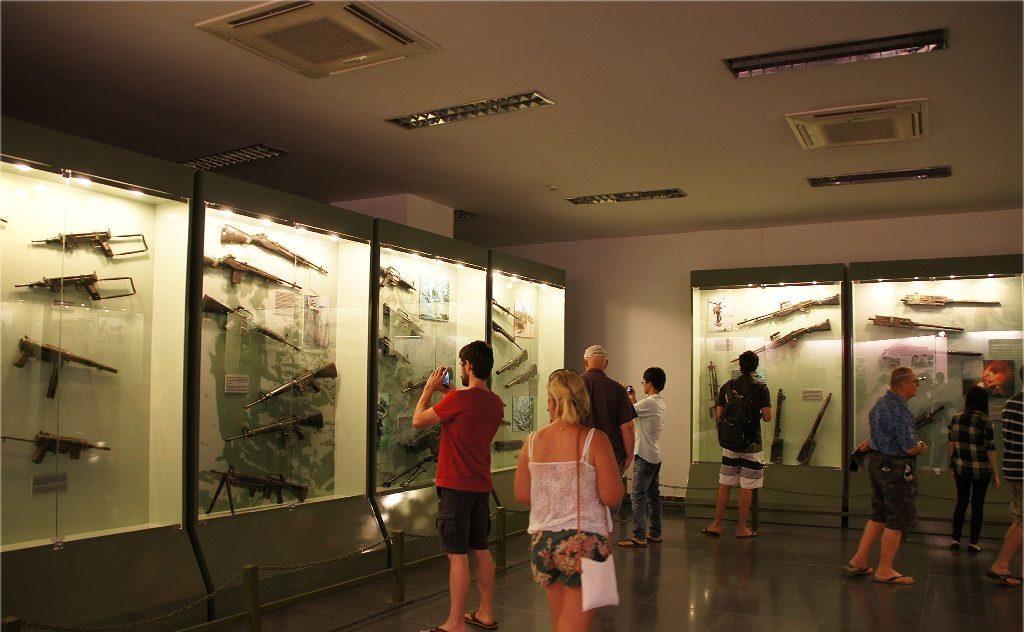 Музей военных преступлений в Хошимине