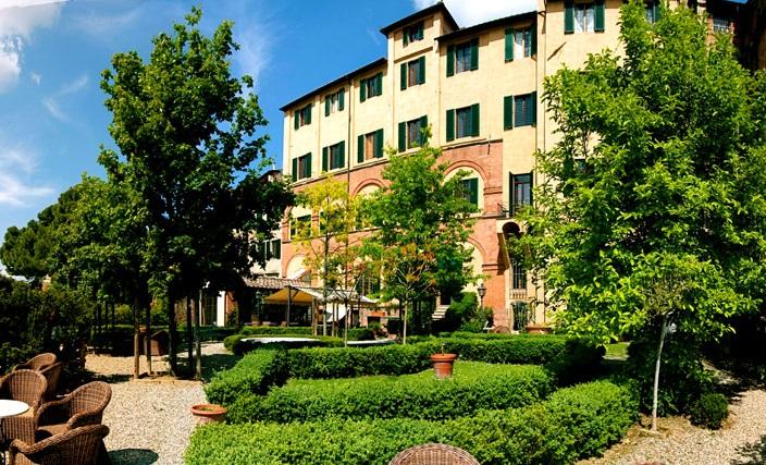 "Отель ""Palazzo Ravizza"" в Сиене"