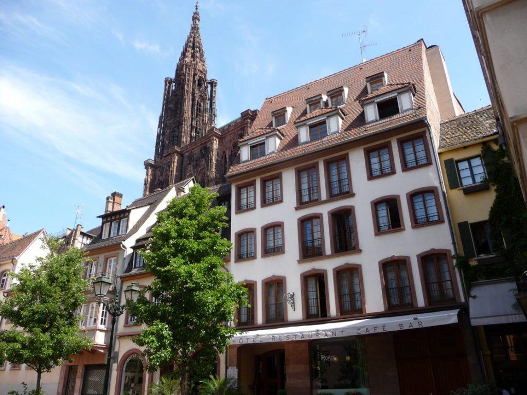 Hotel Rohan 3* в Страсбурге