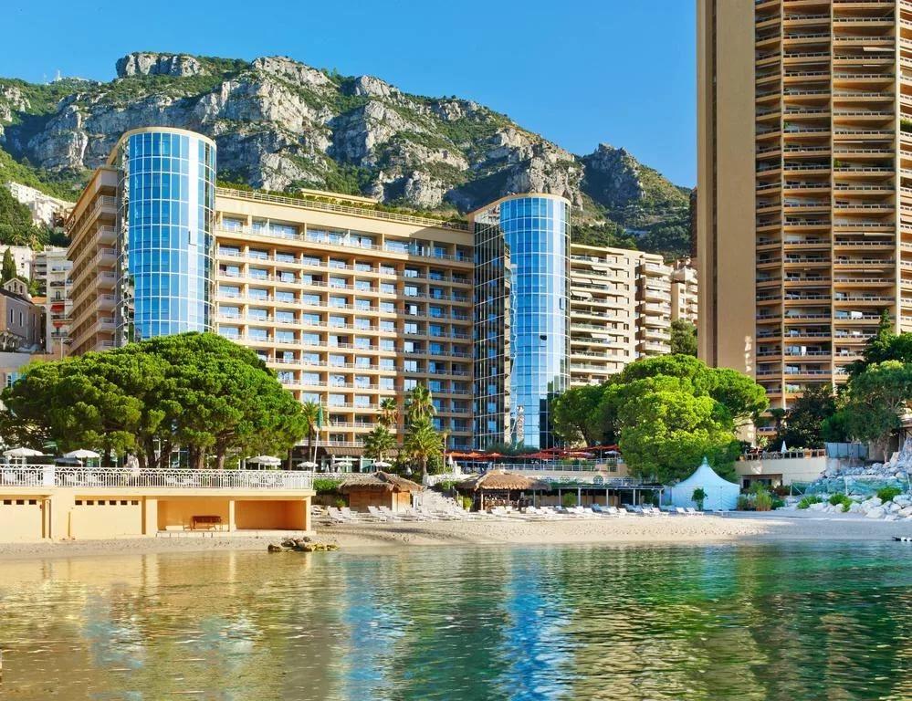 Отель «Le Meridien Beach Plaza» в Монако