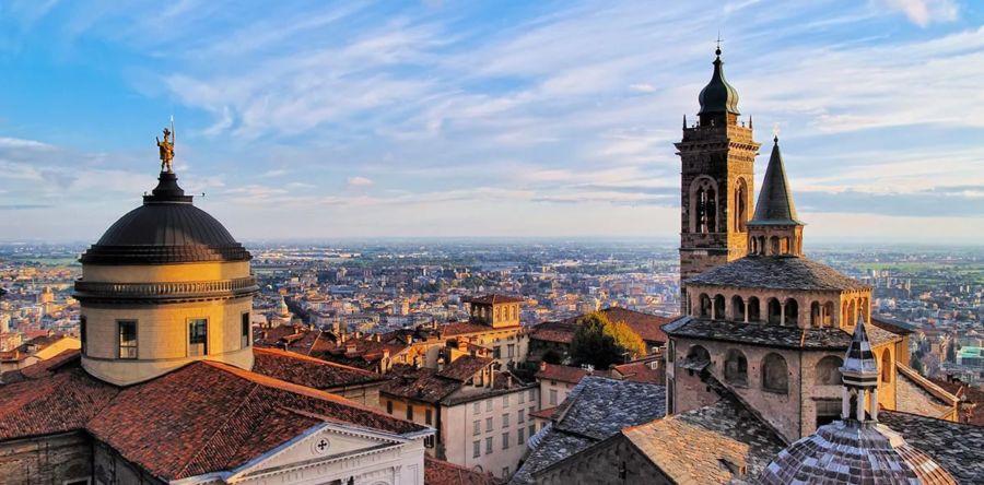 Бергамо: колорит средневекового города
