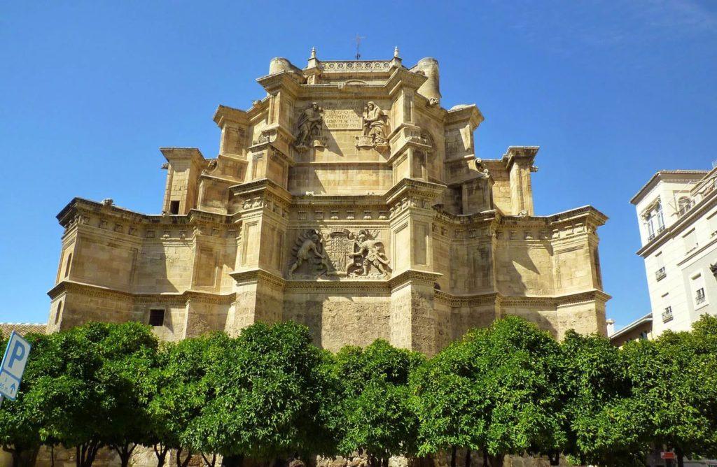 Монастырь Святого Иеронима в Гранаде