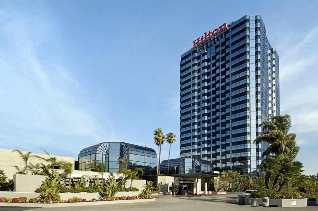 Отель «Hilton» в Лос-Анджелесе