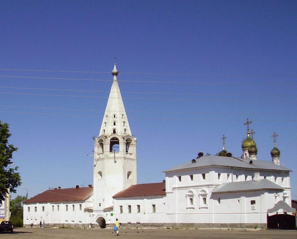 Сретенский женский монастырь в Гороховце
