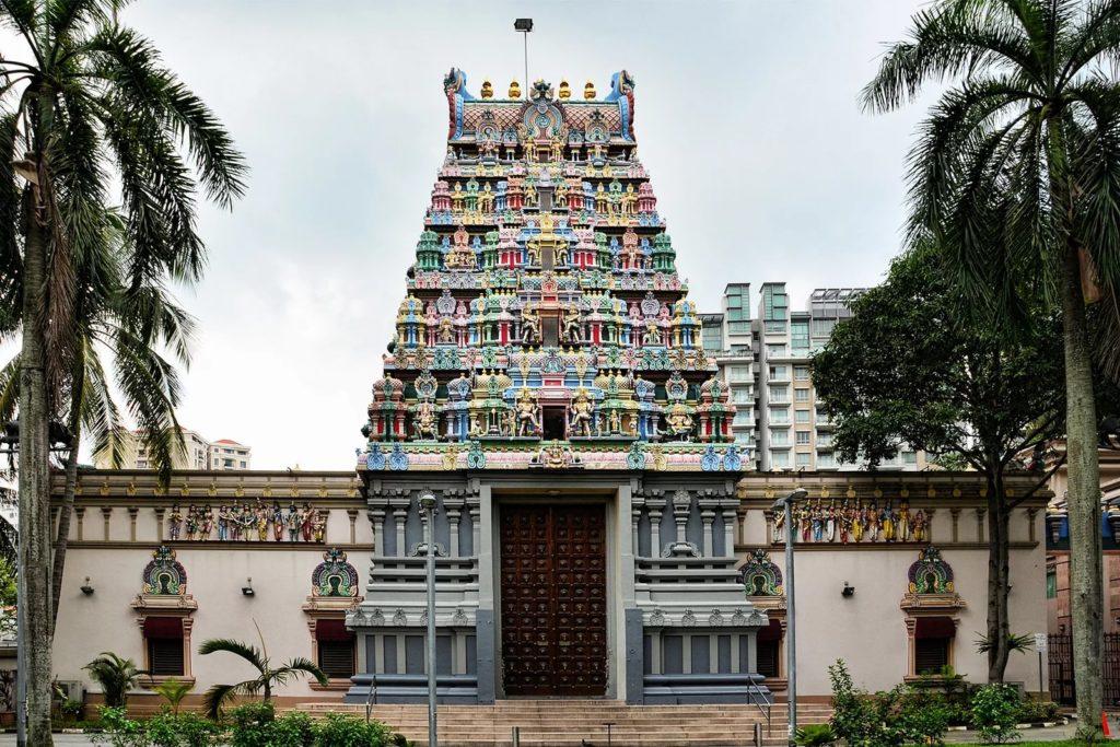 Храм Шри Тандаютапани в Сингапуре