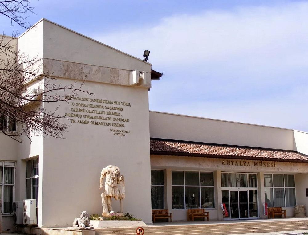 Музей археологии в Анталье