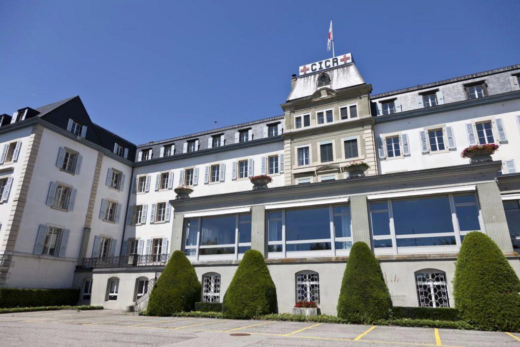 Музей Красного Креста в Женеве
