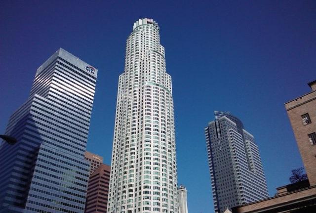 Башня Банка США, Лос-Анджелес