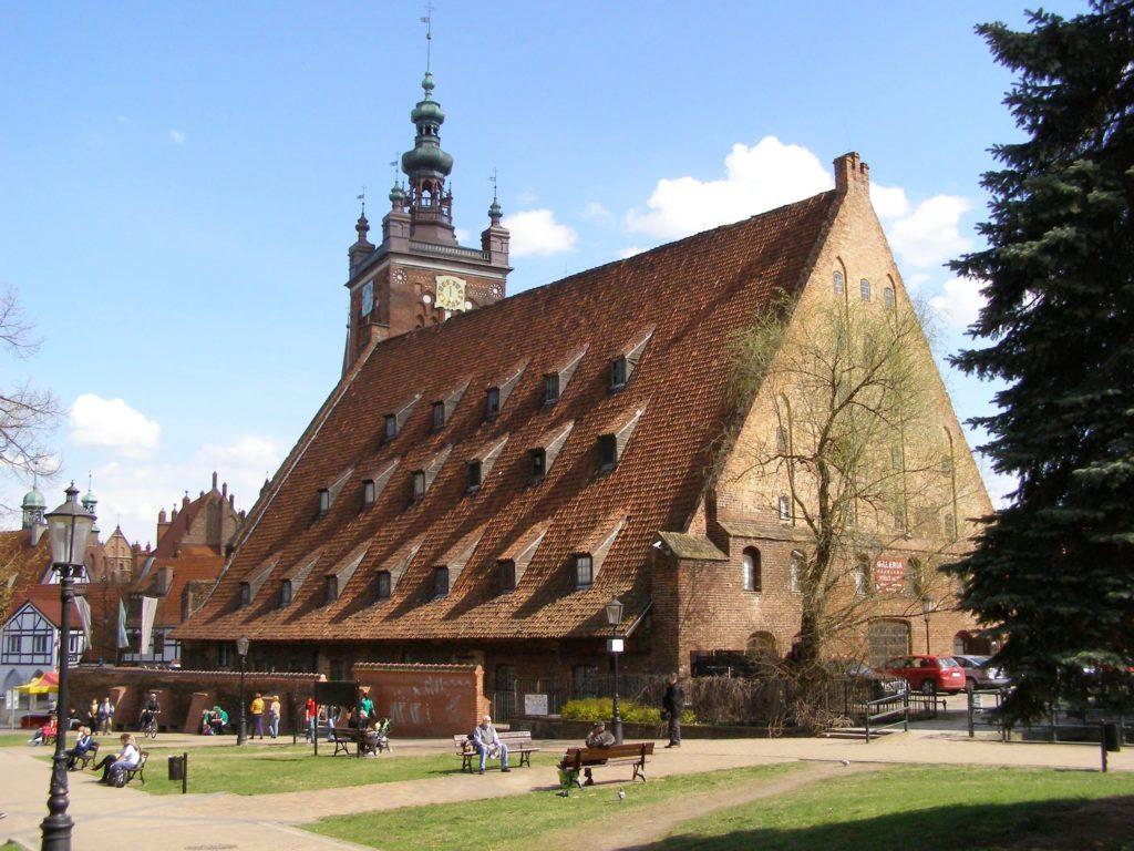 Большая мельница Гданьска