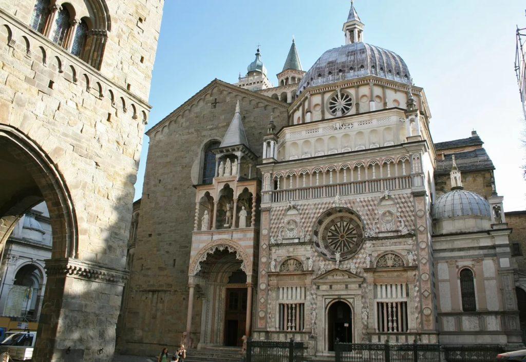 Базилика Санта-Мария Маджоре в Бергамо