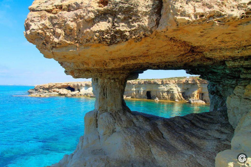 """Национальный парк """"Каво Греко"""" близ Айя-Напы, Кипр"""