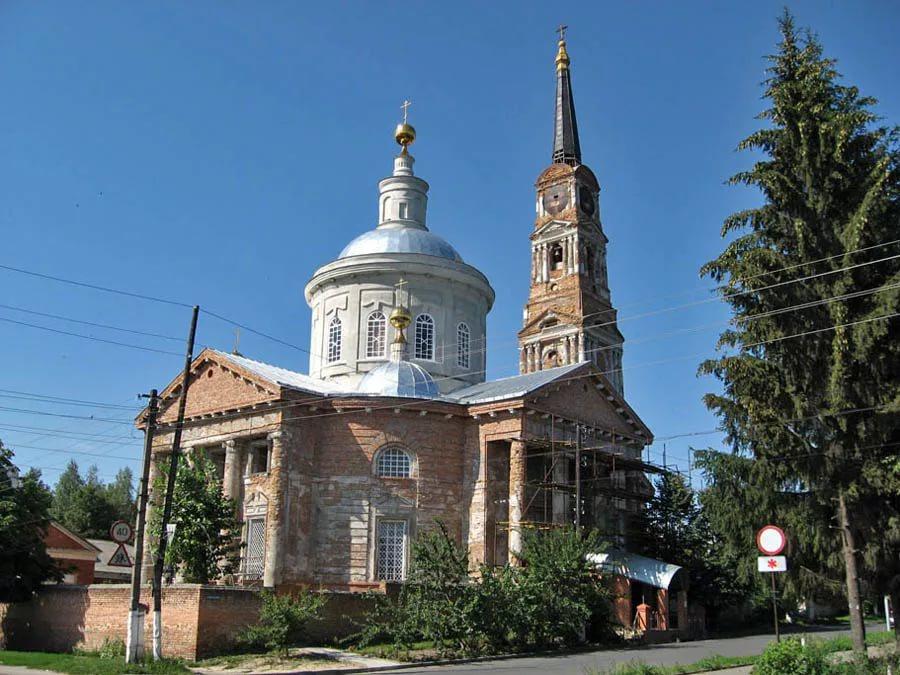 Успенский собор Рыльска