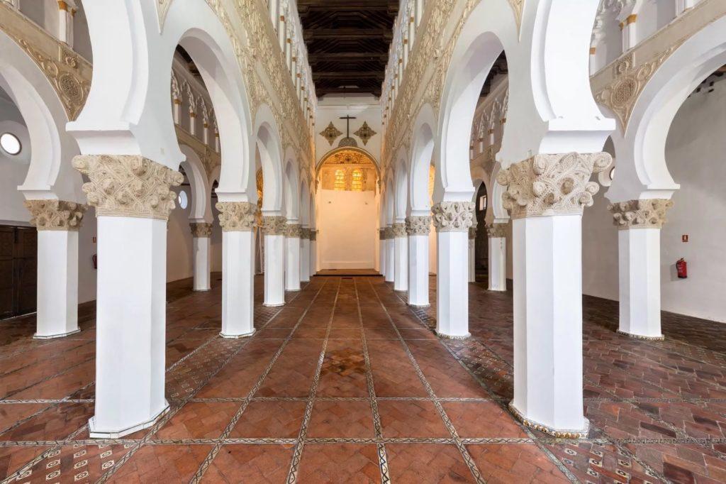 Синагога Санта-Мария-ла-Бланка в Толедо