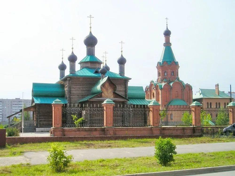 Церковный ансамбль на Свято-Тихоновском проезде, Дзержинск
