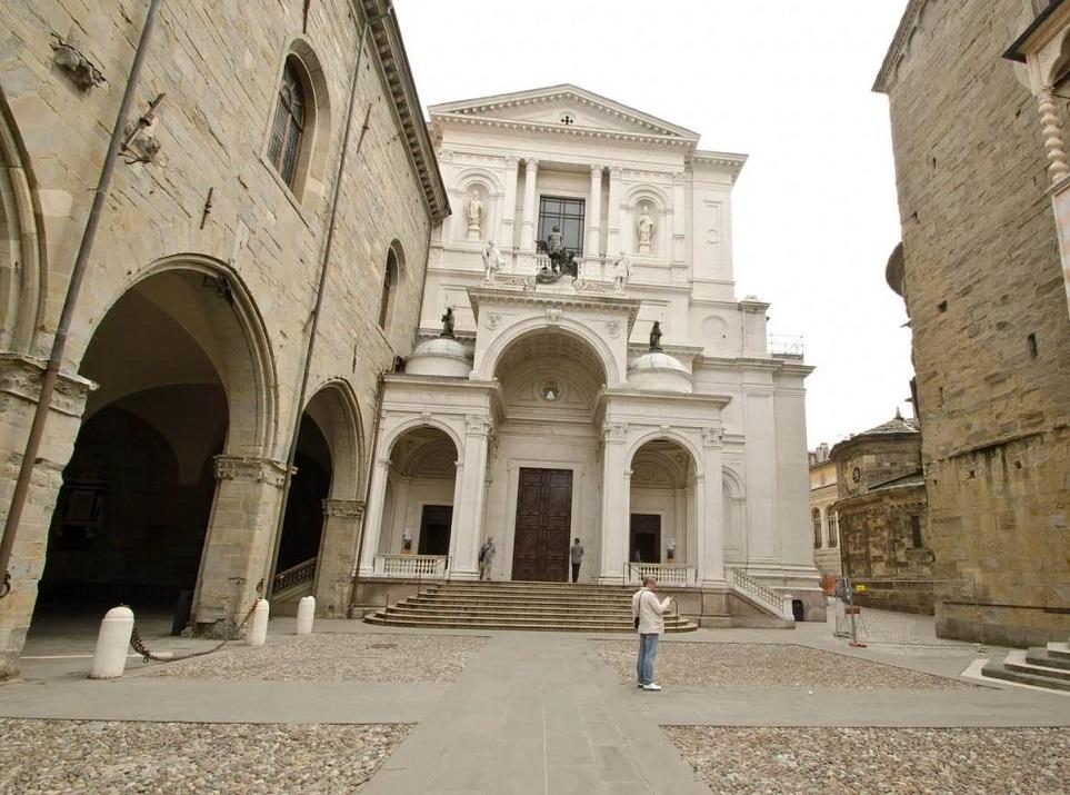 Кафедральный собор Бергамо