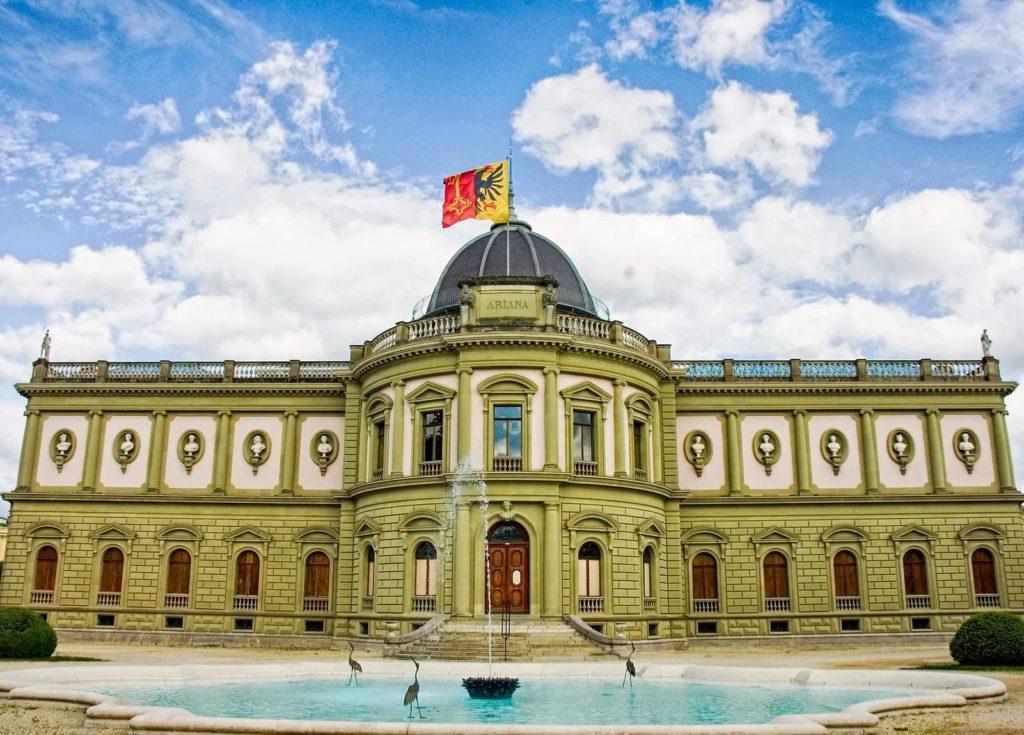 Музей «Ариана» в Женеве