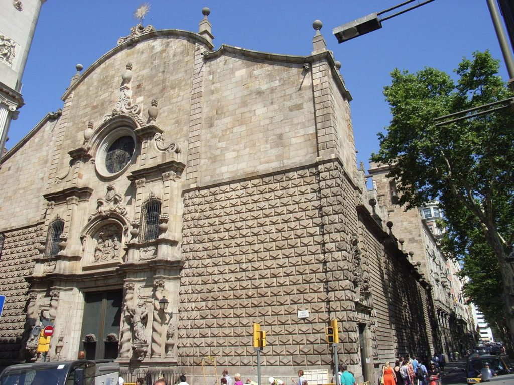 Церковь Вифлеемской Богоматери в Барселоне