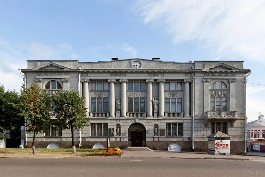 Музей промышленности и искусства в г. Иваново