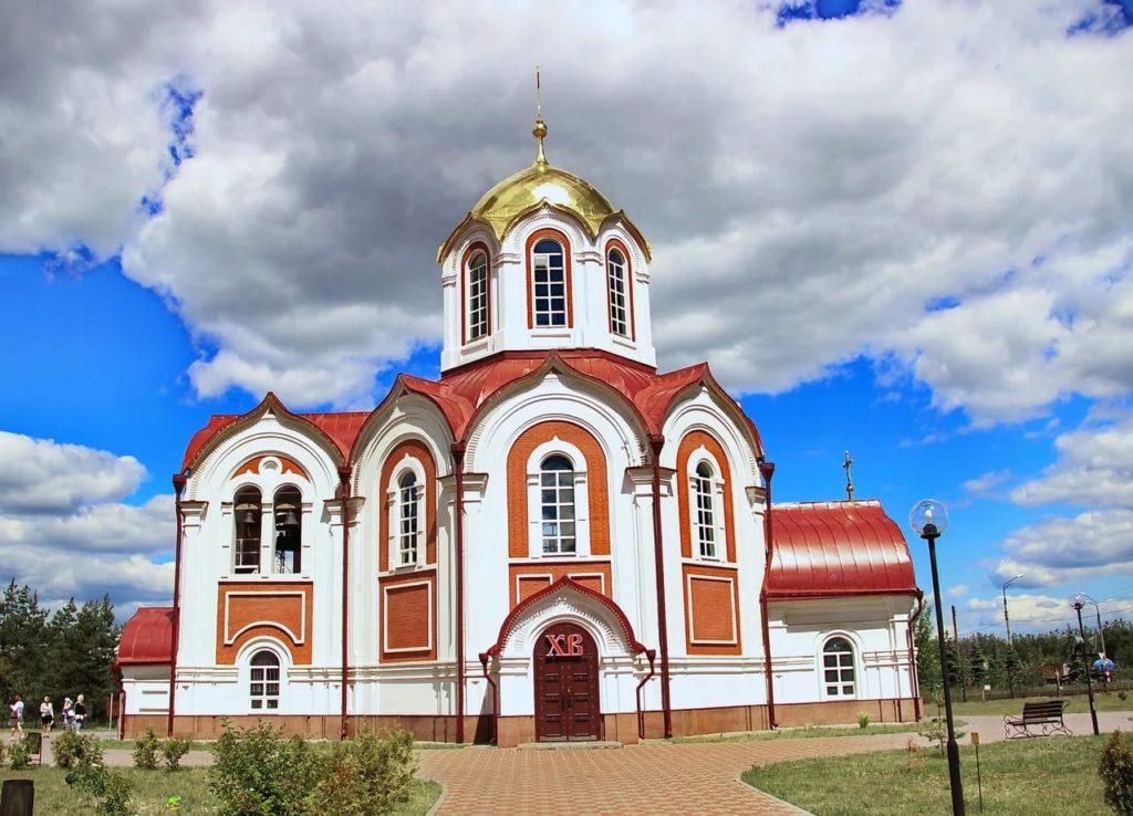 Церковь Св. Антония в Дзержинске