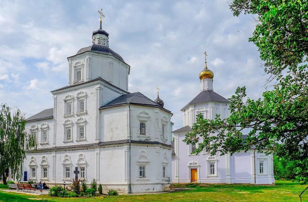 Свято-Николаевский мужской монастырь, Рыльск