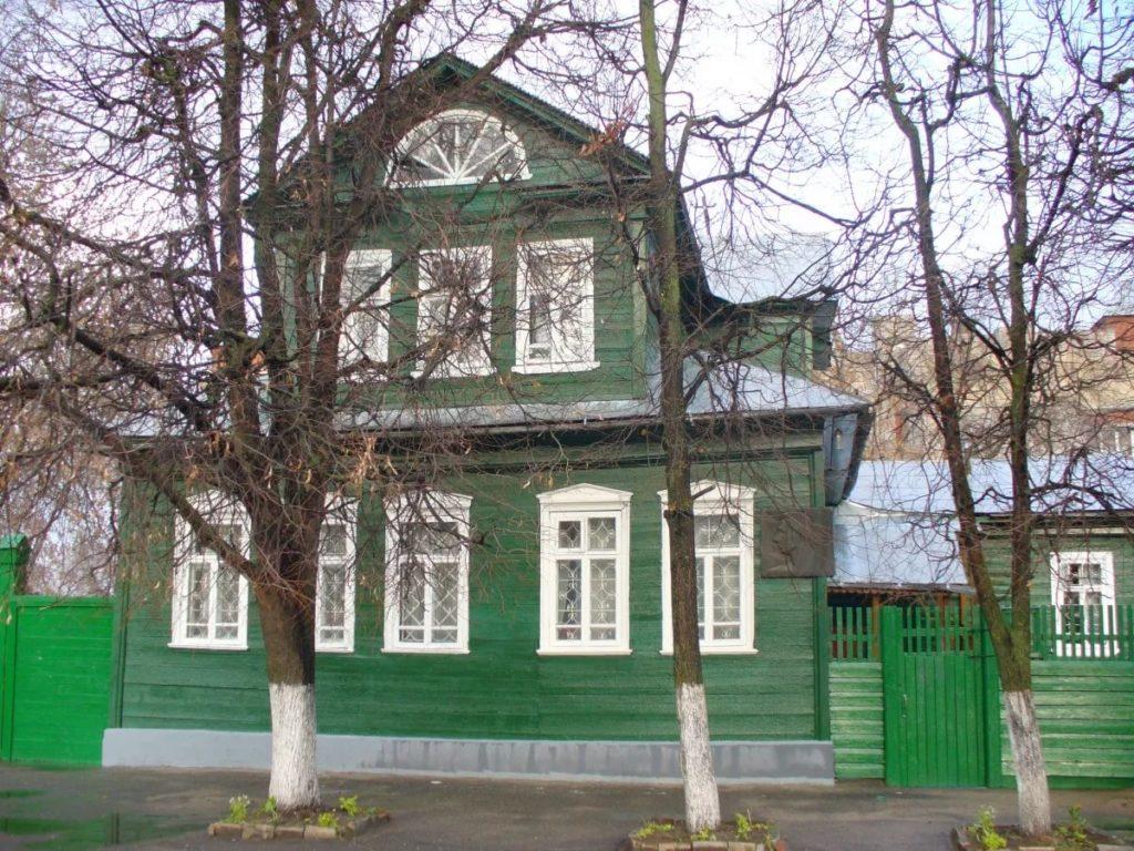 Дом-музей семьи Бубновых в Иваново