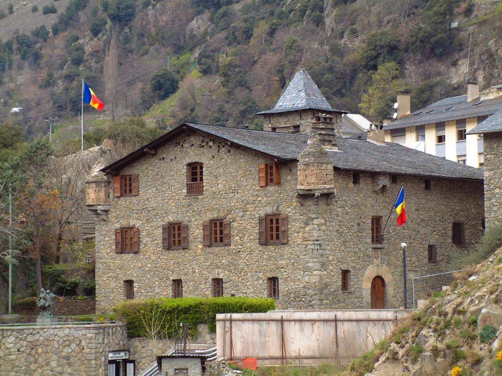 Каса-де-ла-Валь в Андорра-ла-Велье