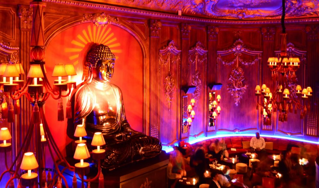 Будда-бар в Монако