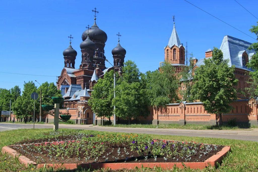 Введенский монастырь Иваново