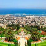 Город Хайфа в Израиле