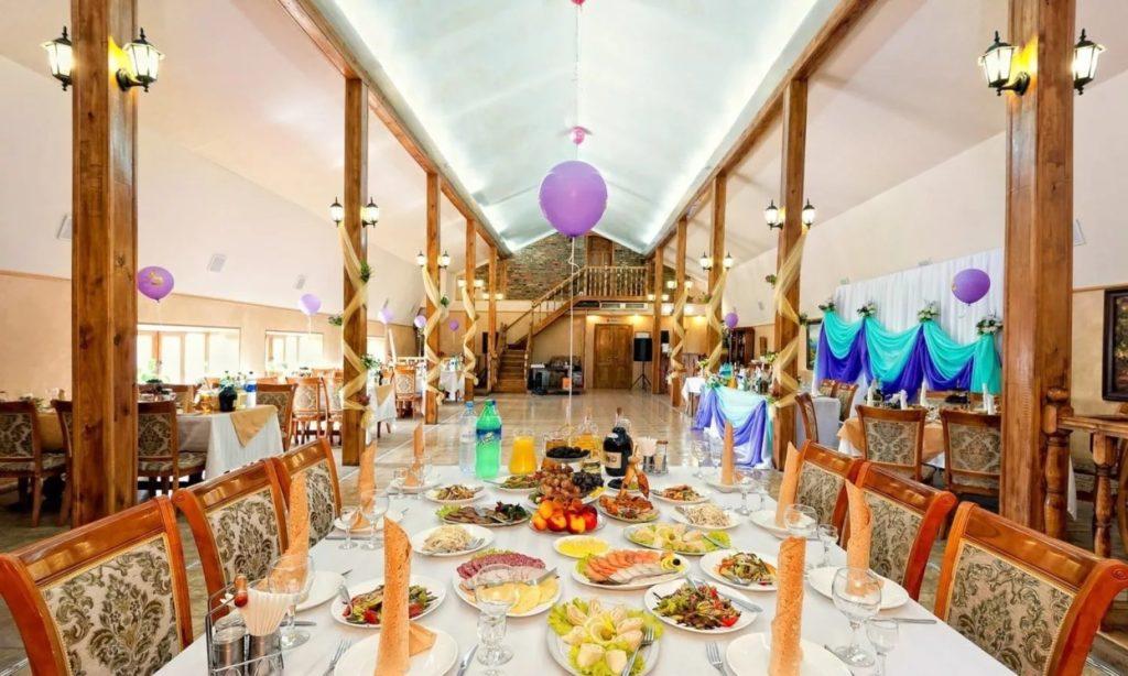 """Ресторан """"Marco Polo"""" в Караганде"""