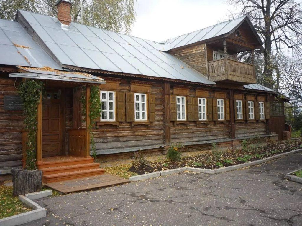 Музей Цветаевых в Иваново