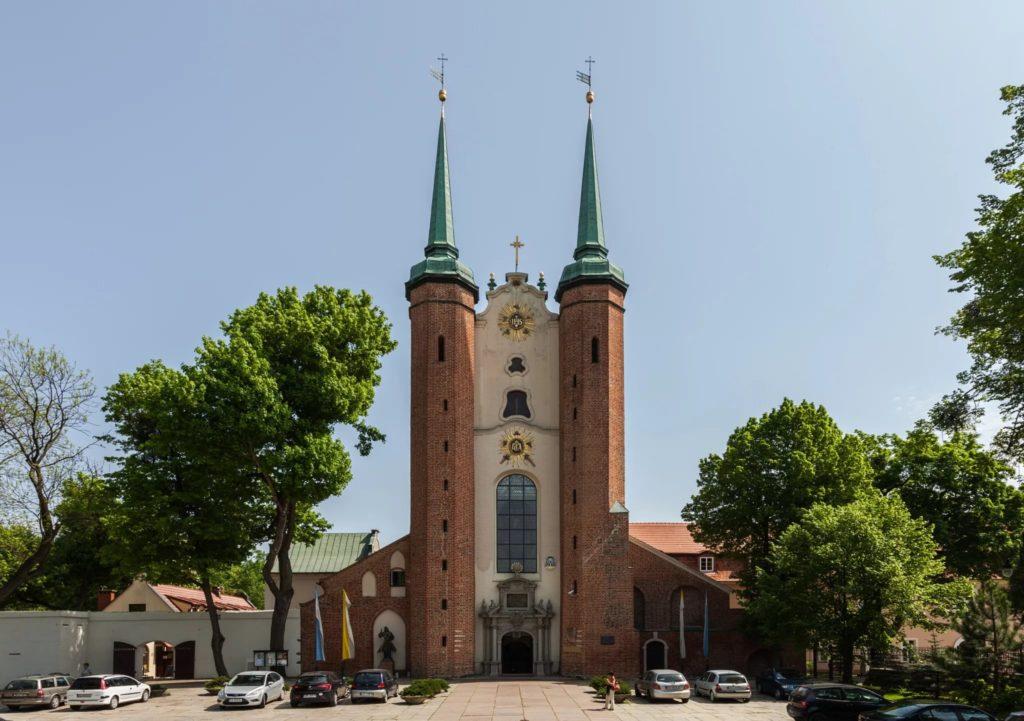 Оливский собор Гданьска