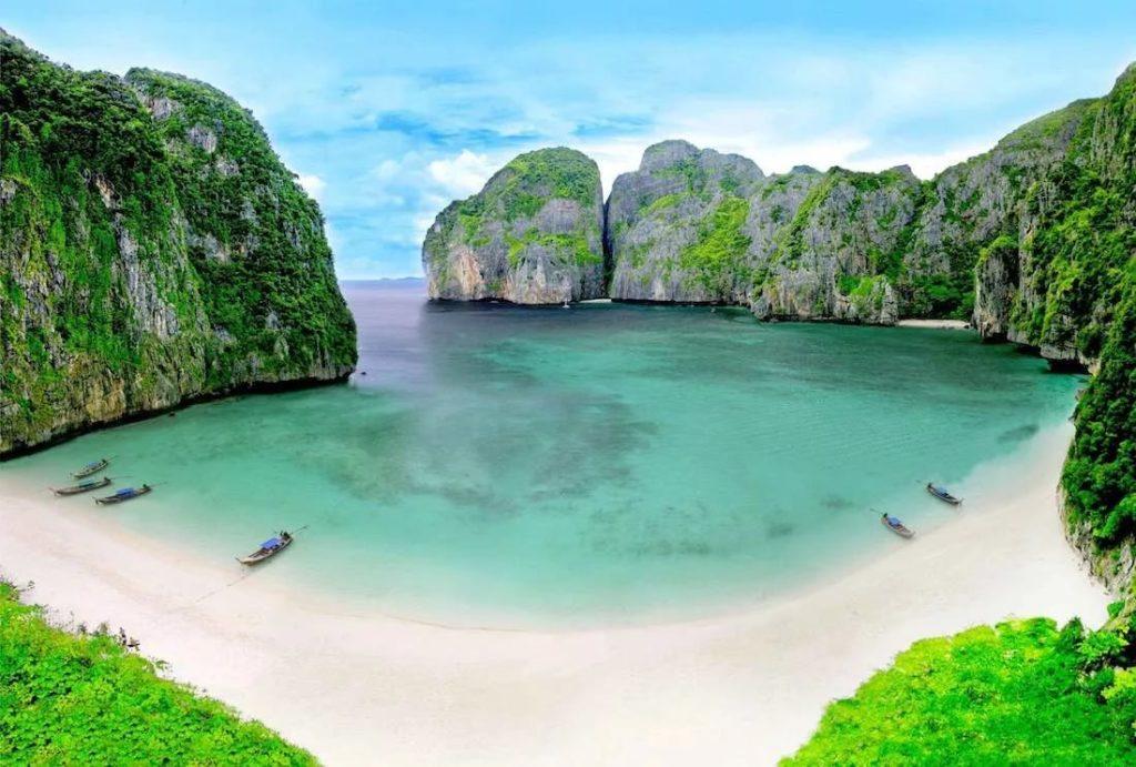 Острова Пхи-Пхи, Тайланд