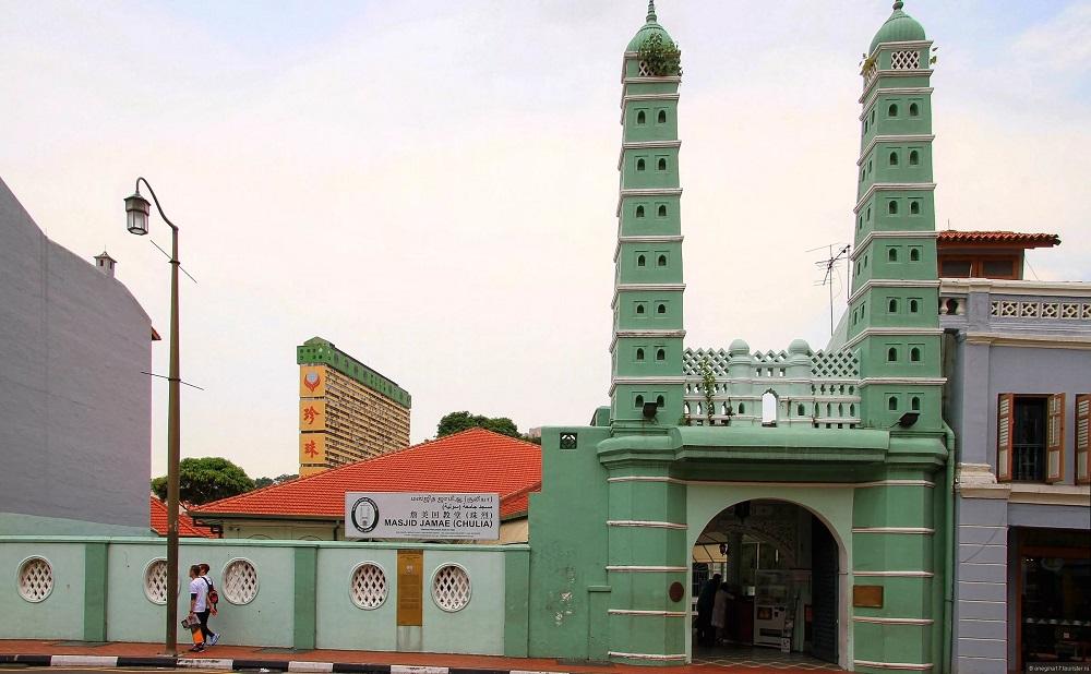 Мечеть Джамай в Сингапуре