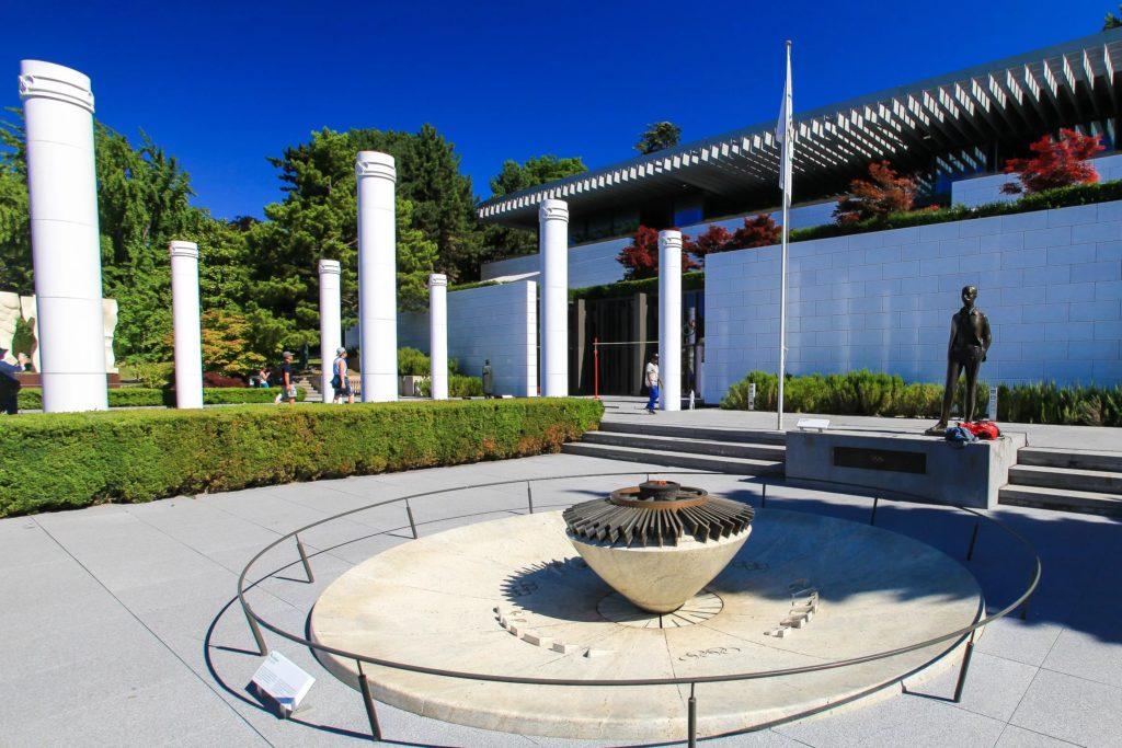 Олимпийский музей Лозанны