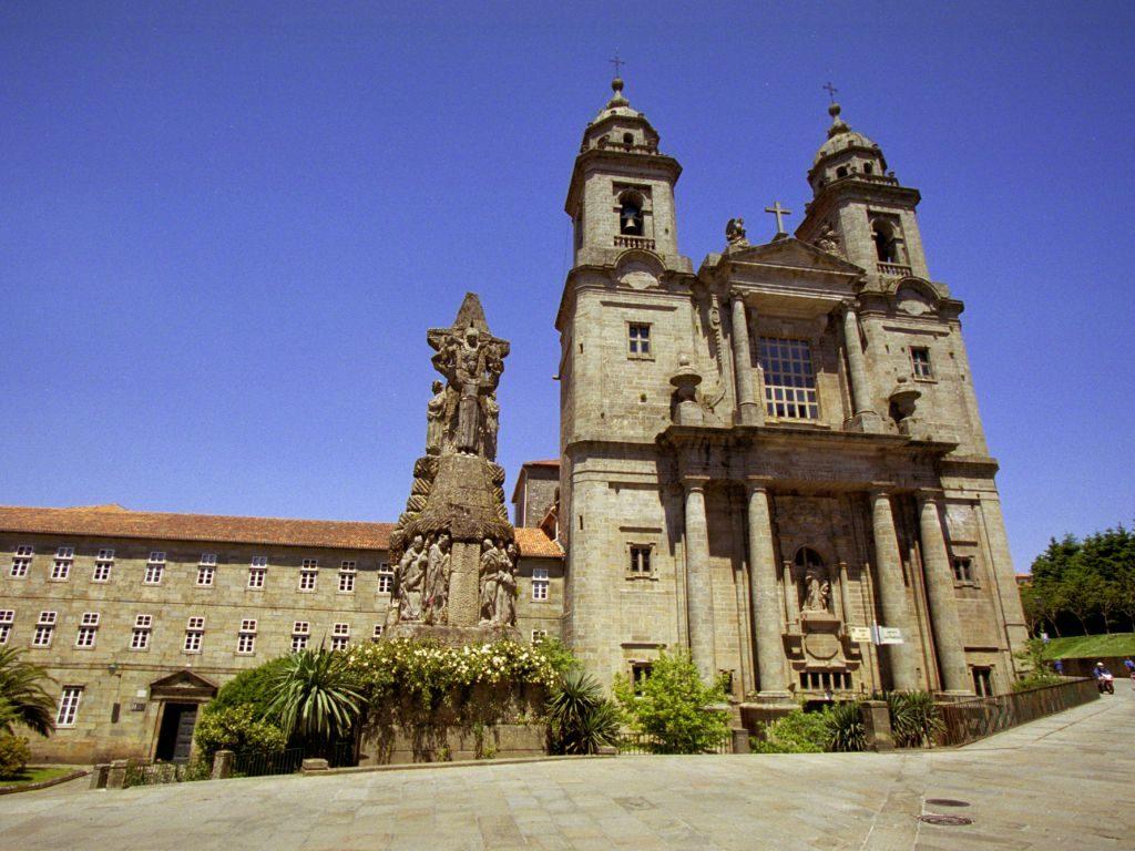 Монастырь Сан-Франциско в Сантьяго-де-Компостела