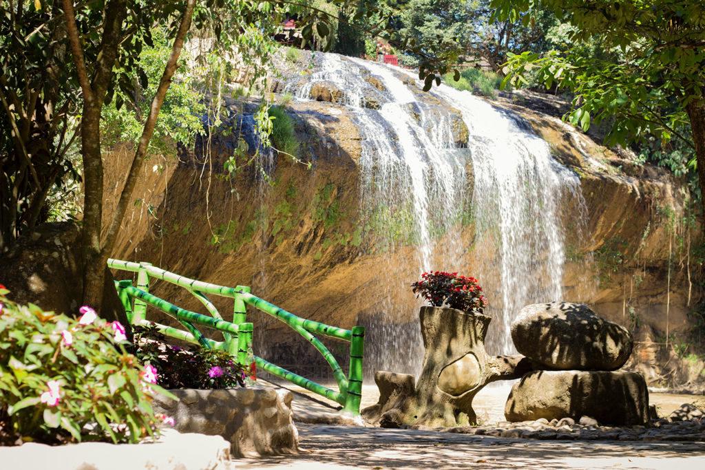 Парк Пренн в Далате