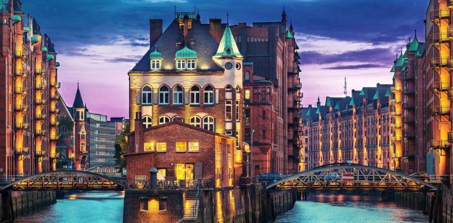 Что посетить в Гамбурге?