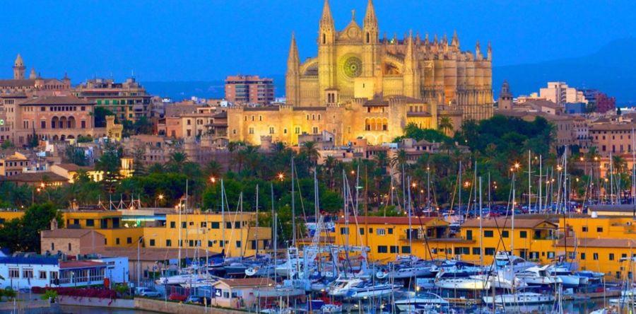 Пальма-де-Мальорка – космополитический город с испанским шармом