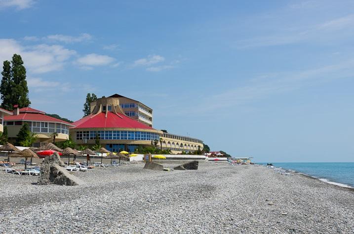 Пляжи Лоо, Краснодарский край