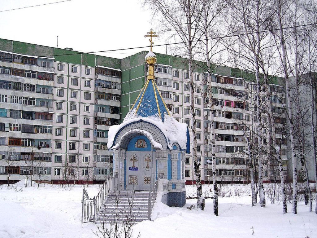 Часовня иконы Божией Матери Одигитрия в Иваново