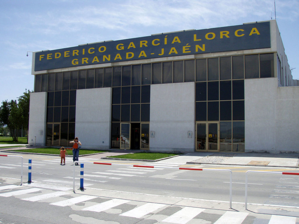 Аэропорт Гранады