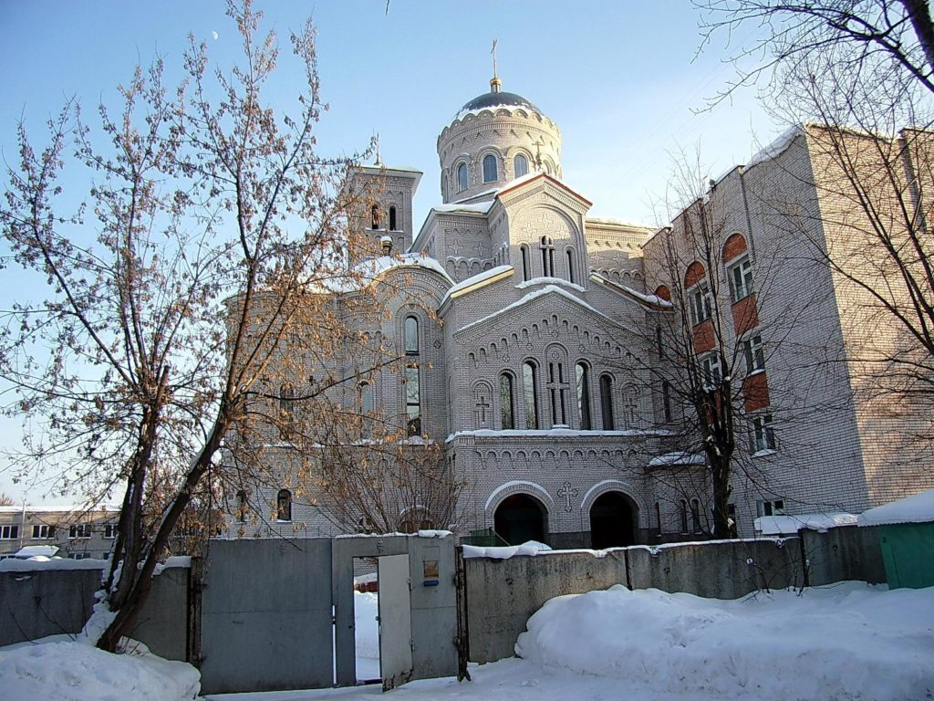Храм целителя Пантелеймона в Иваново