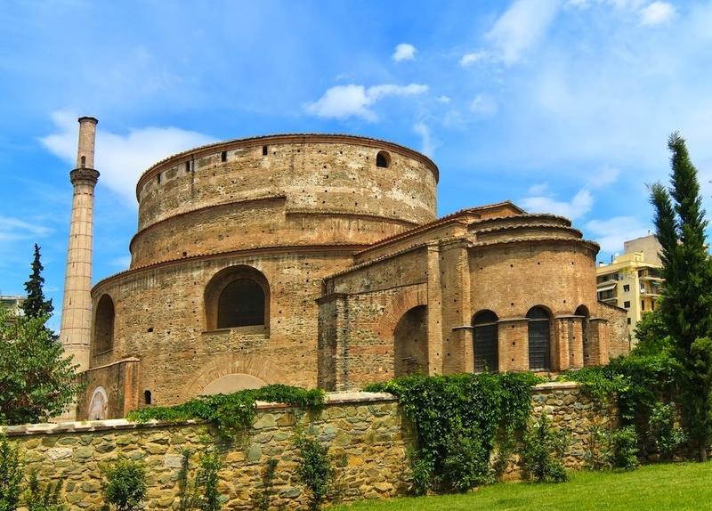 Ротонда императора Галерия в Салониках