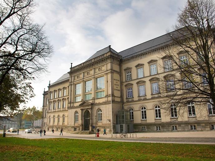 Музей искусства и ремесел в Гамбурге