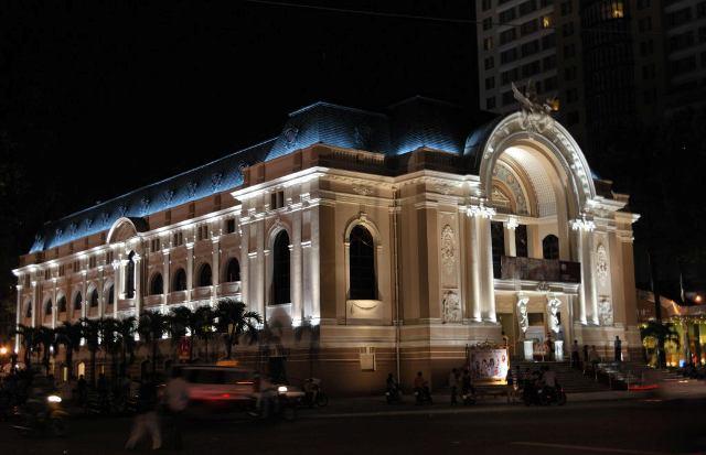 Оперный театр Хошимина