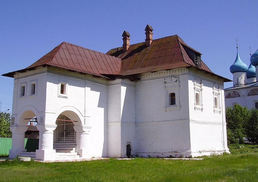 Дом Опарина в Гороховце