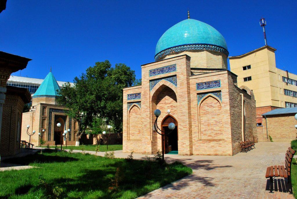 Мавзолейный комплекс Шейхантаура в Ташкенте