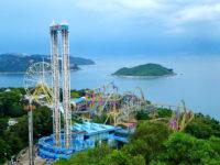 Оушен-Парк в Гонконге