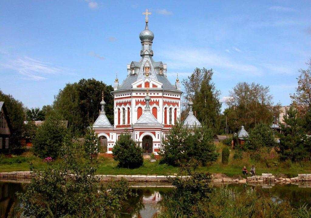 Часовня Святой великомученницы Варвары в Гусь-Хрустальном